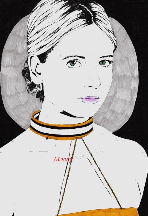 Sarah Michelle Gellar par Moony36